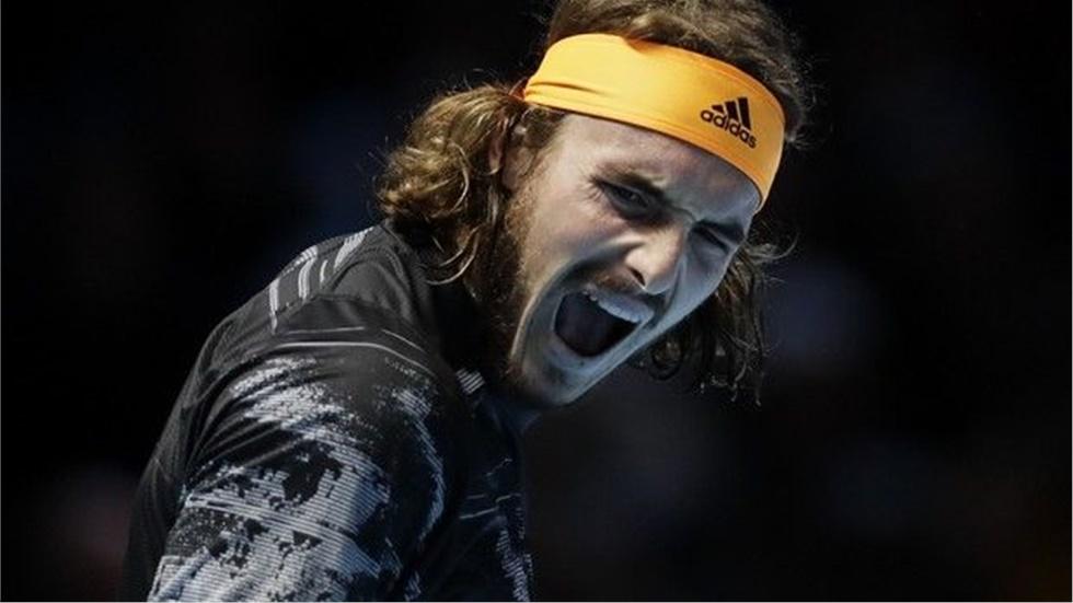 Ο Στέφανος Τσιτσιπάς νέος βασιλιάς του ATP Finals