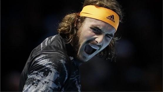 Ο Στέφανος Τσιτσιπας νέος βασιλιάς του ATP Finals