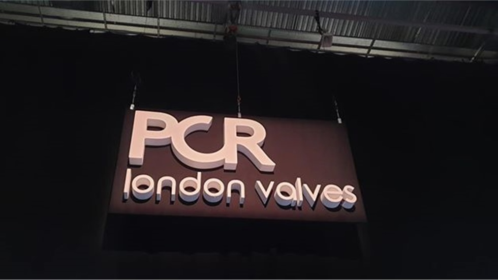 PCR London Valves is taking place these days at Excel Exhibition...