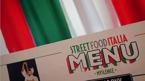 Street Food Italia: Μία εκδήλωση με ιταλικές γεύσεις στον πεζόδρομο...