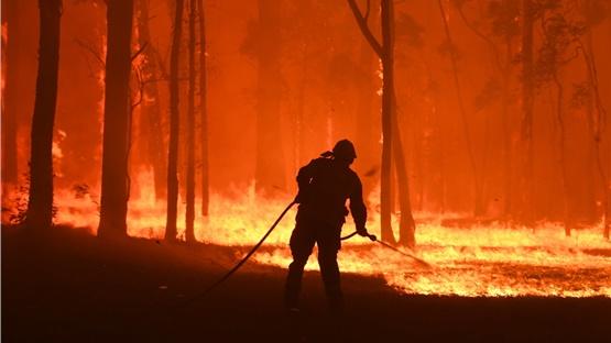 Νέο μέτωπο πυρκαγιάς στη Νότια Αυστραλία - Kόπηκε το ρεύμα σε...