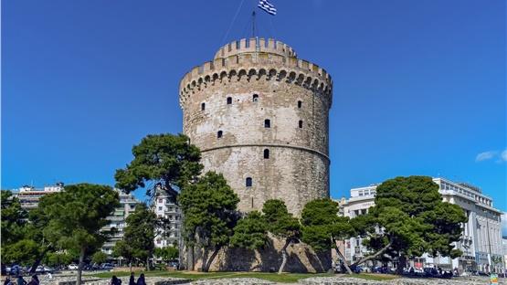 Ο Λευκός Πύργος θα φωταγωγηθεί πορτοκαλί για την Παγκόσμια Ημέρα...