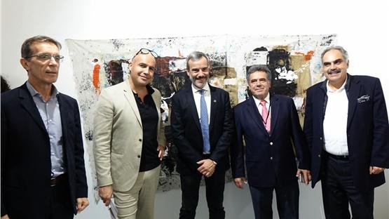 Εγκαινιάστηκε η 4η Art Thessaloniki.  Πιο διεθνής από ποτέ...