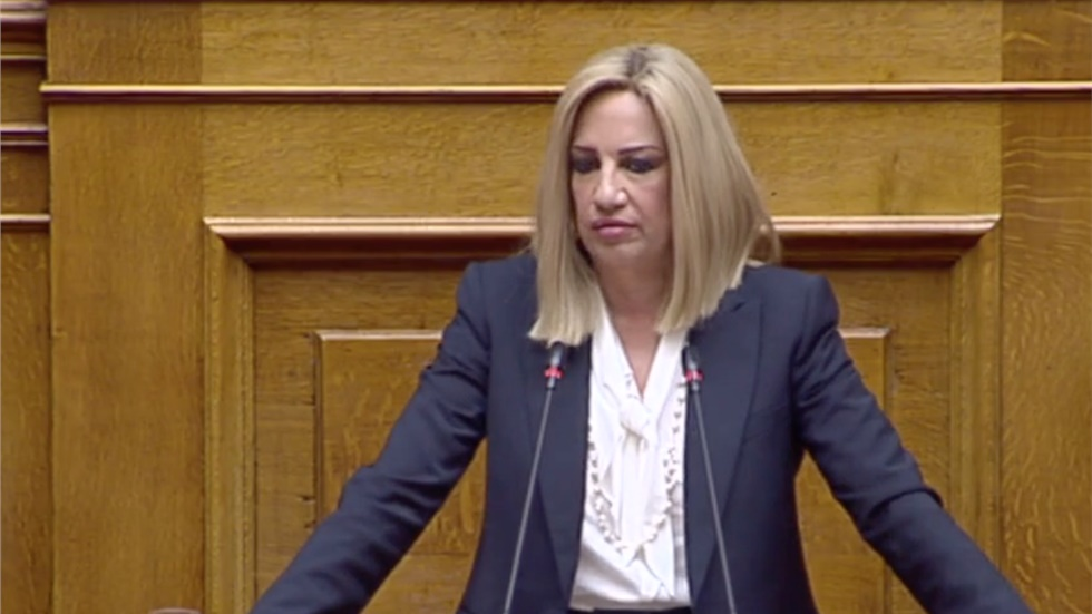 Φ. Γεννηματά: Η Ευρώπη έδωσε τα κλειδιά στον Ερντογάν που μας...