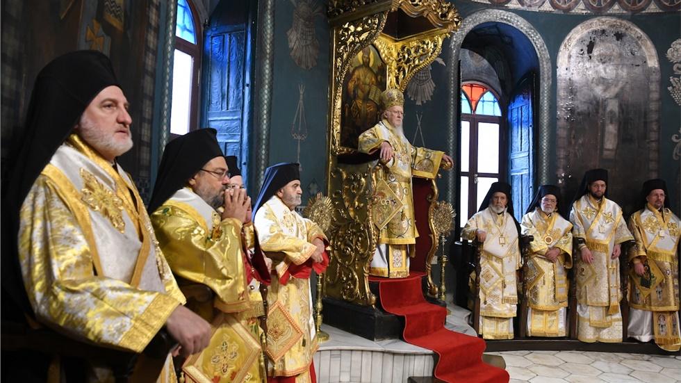 Οικουμενικός Πατριάρχης: «Μένομεν και αγωνιζόμεθα»