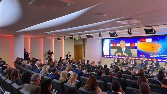 Economist Event: The Eastmed - London investment summit, Cyprus...