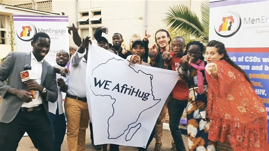 WE AfriHug 2019 short documentary