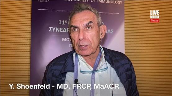 Y. Shoenfeld MD, FRCP, MaACR, Zabludowicz Center for Autoimmune...