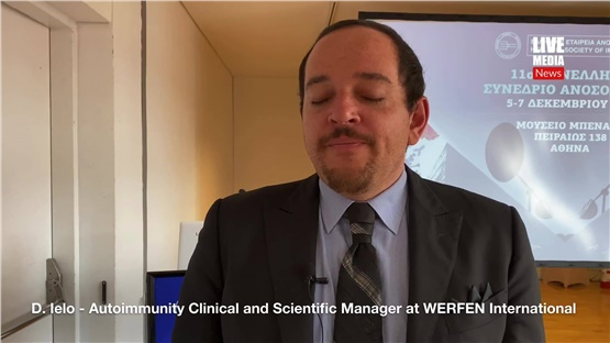 D. Ielo - Autoimmunity Clinical and Scientific Manager at WERFEN...
