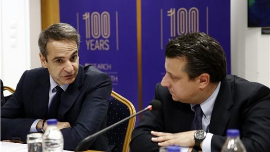 Κυρ. Μητσοτάκης: Πολιτική βούληση της κυβέρνησης να συνδεθεί...