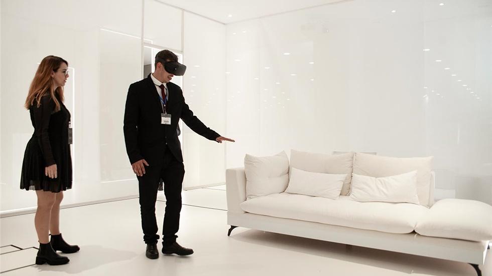 ΔΕΘ: Ξεναγήσεις στο περιβάλλον εικονικής πραγματικότητας της...