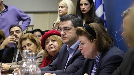 Δέκα εκατομμύρια ευρώ για 17 νέα έργα πολιτισμού στην Περιφέρεια...