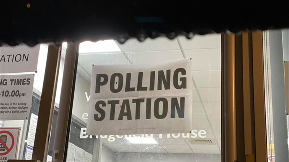 General election 2019: The polls are closing at 22:00 tonight!...