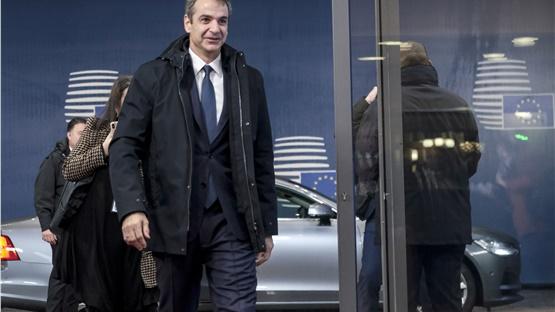 Κυρ. Μητσοτάκης: Το ευρωπαϊκό συμβούλιο επιβεβαίωσε απερίφραστα...