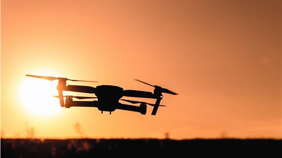 Drones στην υπηρεσία προστασίας του Ολύμπου