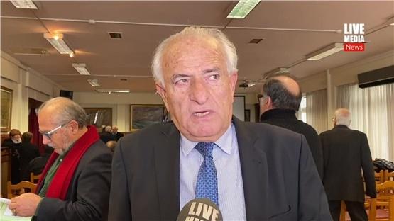 Δήλωση του Γιώργου Παρχαρίδη, Επίτιμου Προέδρου της Διεθνούς...