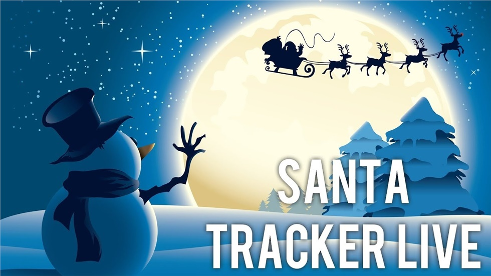 Santa Tracker Live - NORAD Santa Tracker Live Stream [With Music]