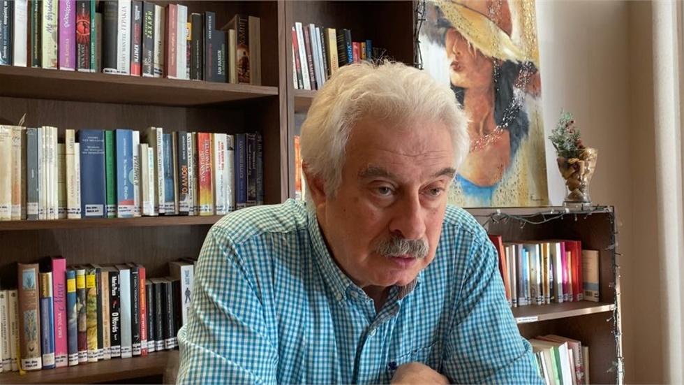 Παντελής Σαββίδης: Ο Αγωγός EastMed σημαντική γεωπολιτική και...