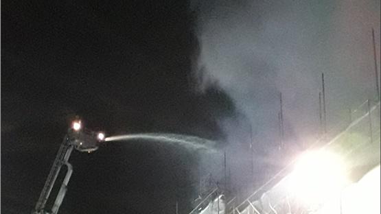 Blaze strikes iconic KOKO nightclub in Camden