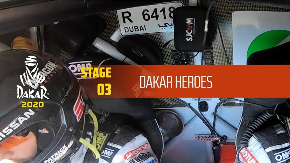 Rally Dakar 2020 Highlight  Day 3