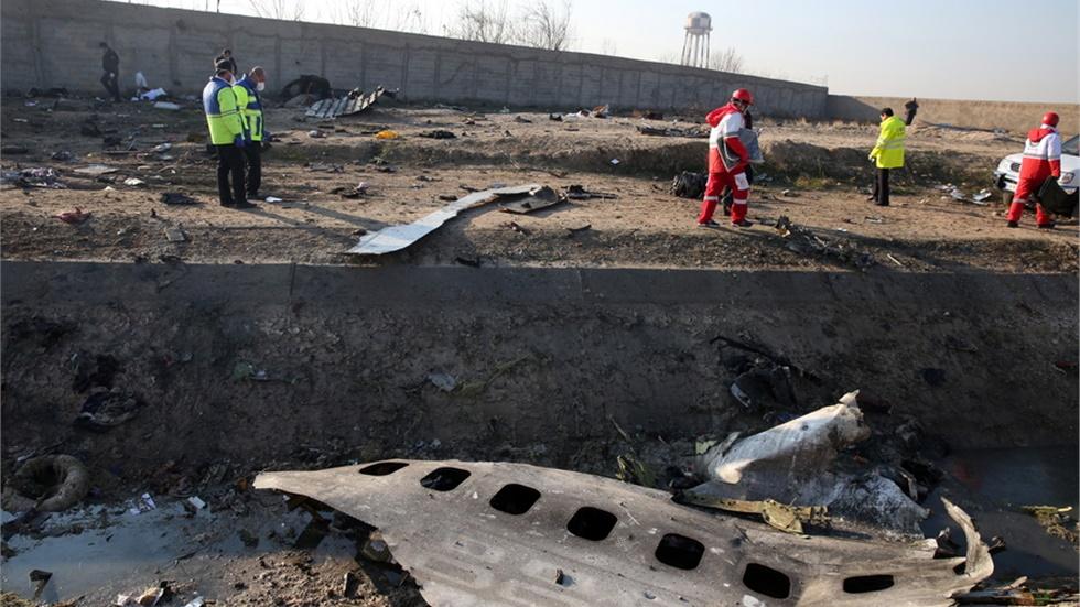 Συνετρίβη Boeing 737 της Ukraine International Airlines λίγο μετά την απογείωση