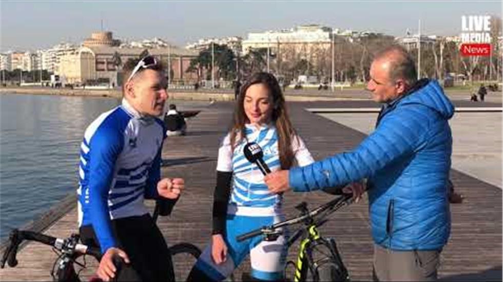 Η αγωνιστική Ποδηλασία στην Ελλάδα .. έχει καλά παιδιά