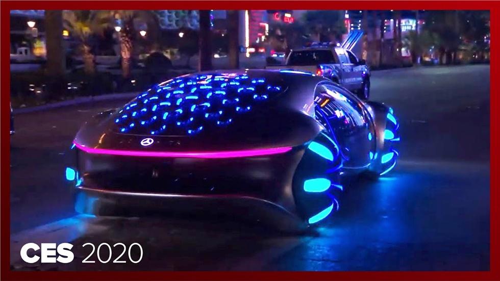 Vision AVTR ....το μέλλον της Αυτοκίνησης
