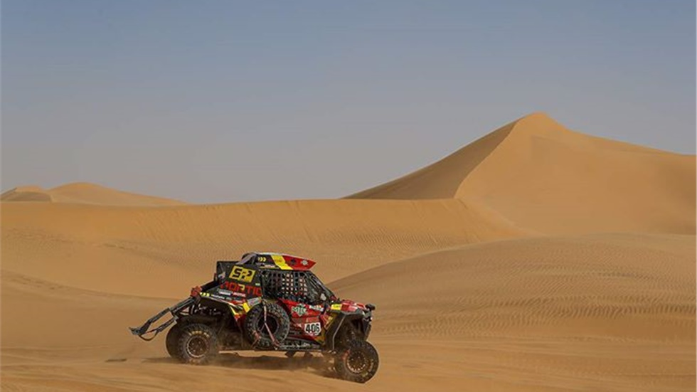 Rally Dakar stage7