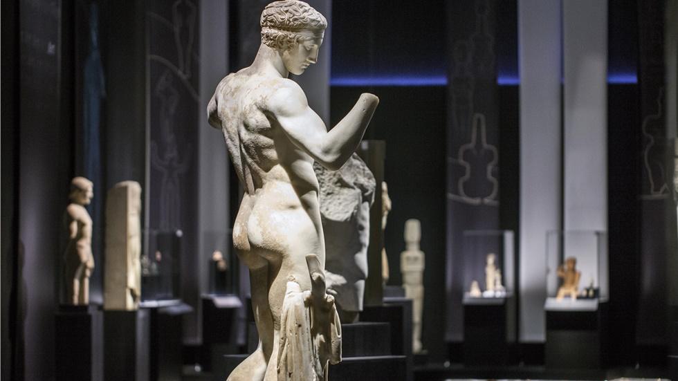 Εθνικό Αρχαιολογικό Μουσείο: Εκθέσεις για τις επετείους της μάχης των Θερμοπυλών, της ναυμαχίας της Σαλαμίνας και της Επανάστασης του 1821