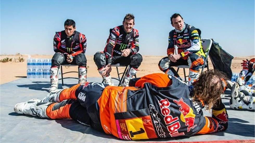 Rally Dakar 2020 Stage 9