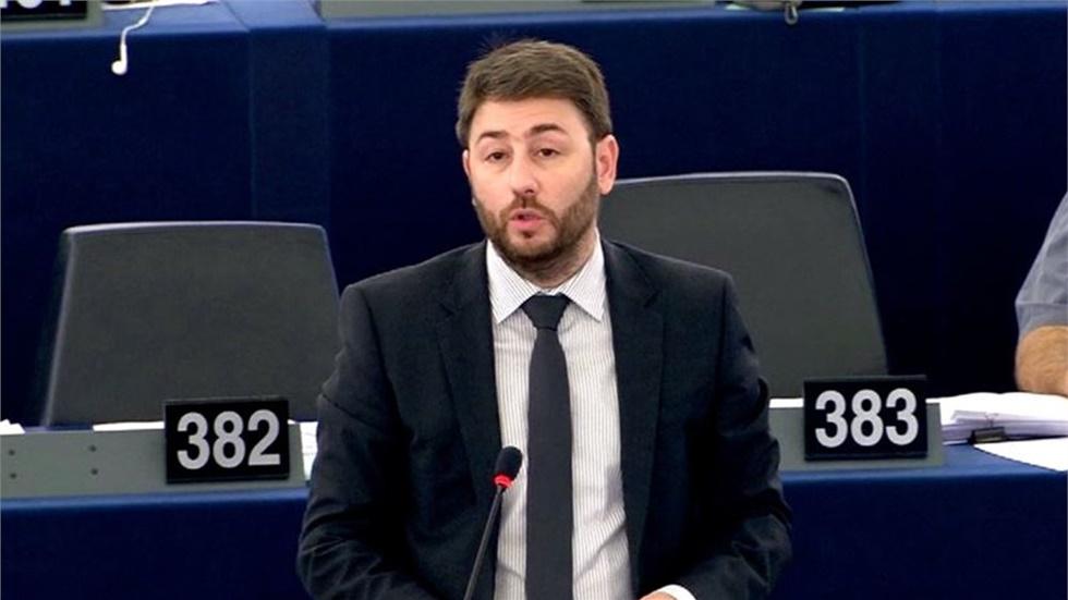 Νίκος Ανδρουλάκης: Η αβουλία της ΕΕ δίνει χώρο σε Τραμπ, Πούτιν...