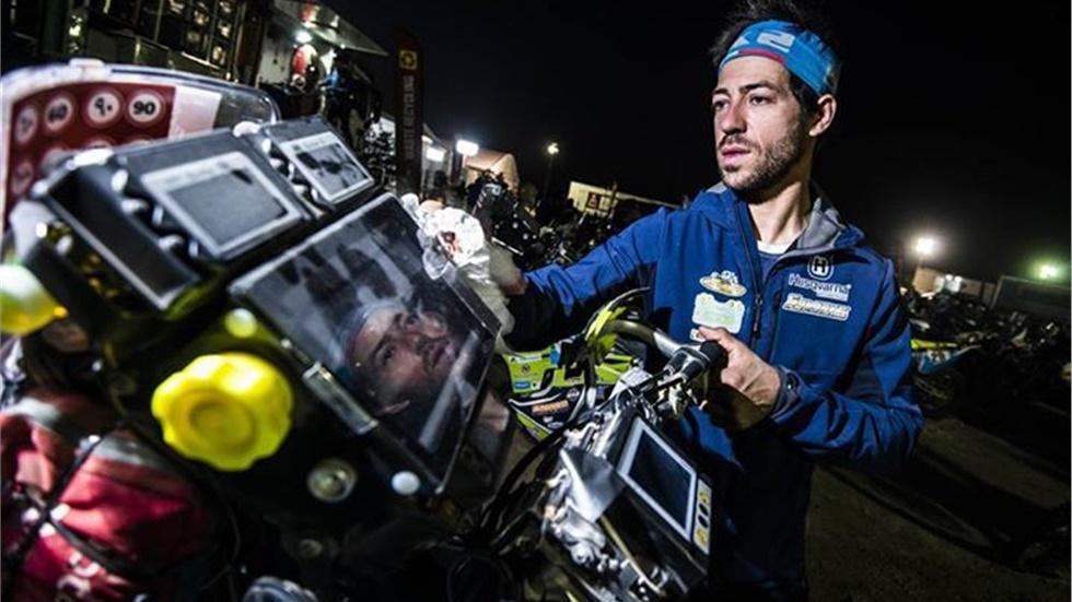 Rally Dakar 2020 stage 10 Ανέβηκε ο Barreda παραμένει πρώτος...