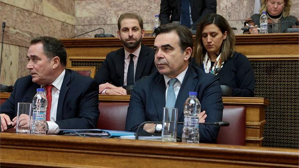 Μαργαρίτης Σχοινάς: Προτεραιότητα το νέο Σύμφωνο για τη Μετανάστευση...