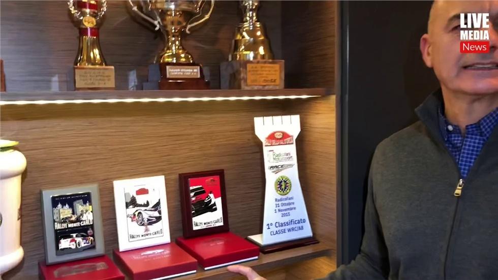 Στο  88ο Rally Monte Carlo  o Έλληνας Πρωταθλητής Νίκος Παυλίδης....