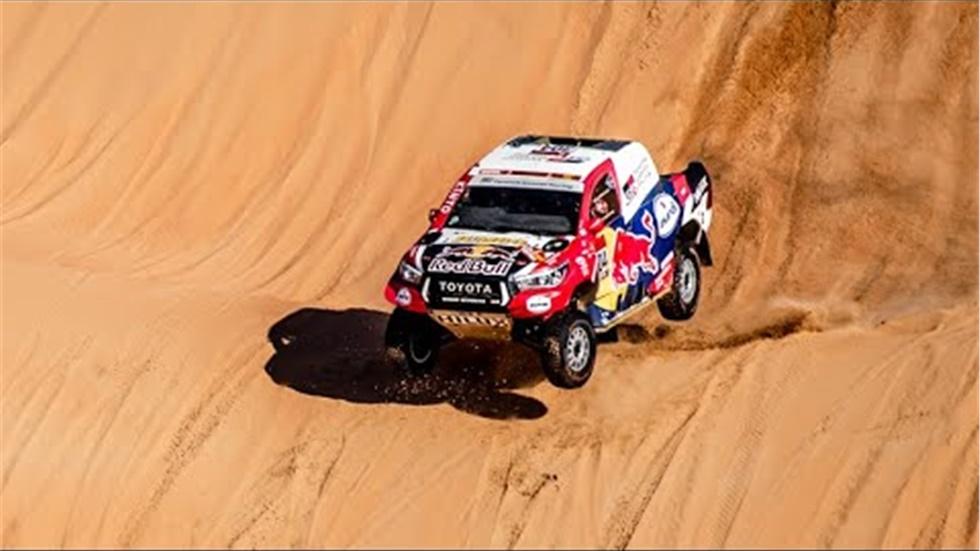 Η αγωνία κορυφώνεται στο Rally Dakar 2020