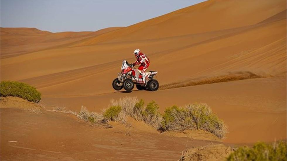 Rally Dakar 2020 Stage 11