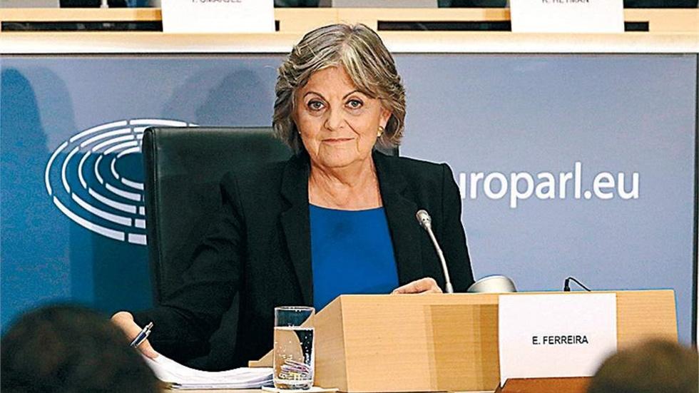 Ελίζα Φερέιρα: Γενναία και έξυπνη η απόφαση της Κυβέρνησης να...