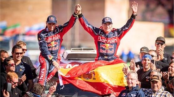 Η τελευταία μέρα του Rally Dakar 2020, είχε απίστευτα Highligts!!...