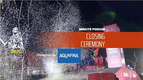 Το Rally Dakar 2020 ολοκληρώθηκε! Απολαύστε τις στιγμές που έλαβαν...