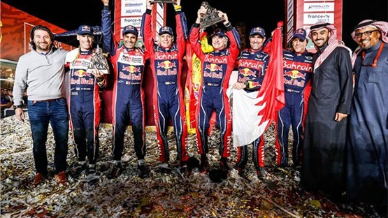 Sainz και ο Brabec νικητές του Dakar 2020  Η πείρα και η τόλμη...