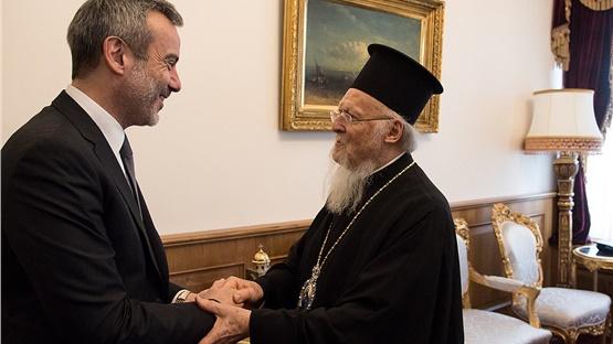 Κωνσταντινούπολη: Συναντήσεις του δημάρχου Θεσσαλονίκης Κ. Ζέρβα...