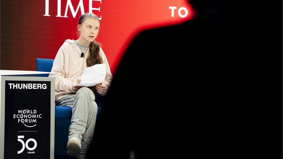 Γκρέτα Τούνμπεργκ: Πρέπει να φέρουμε την επιστήμη στη συζήτηση
