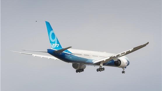 Boeing 777X: Με επιτυχία η παρθενική πτήση του μεγαλύτερου δικινητήριου...