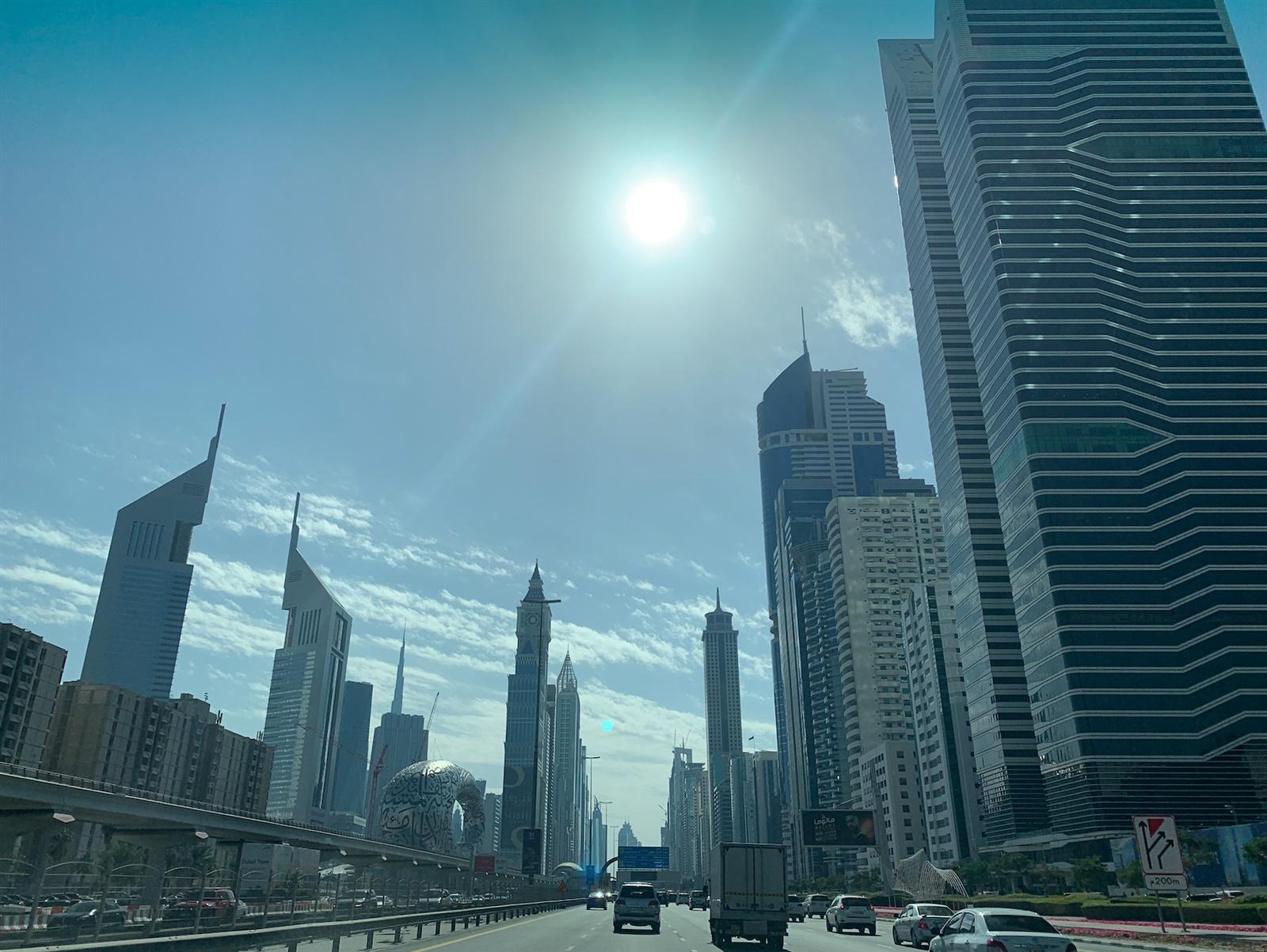 Ταξίδι στο Ντουμπάι