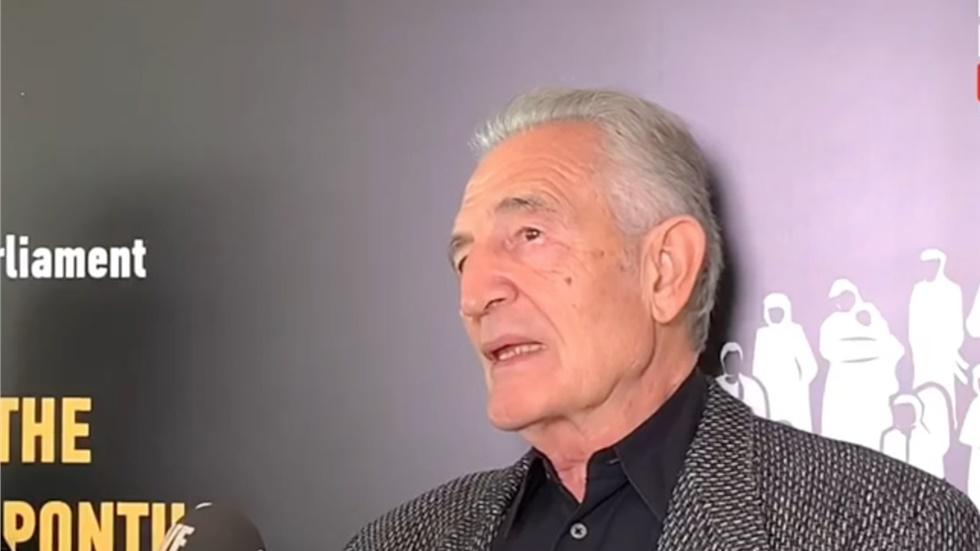 Απεβίωσε ο ηθοποιός Γιώργος Κοτανίδης