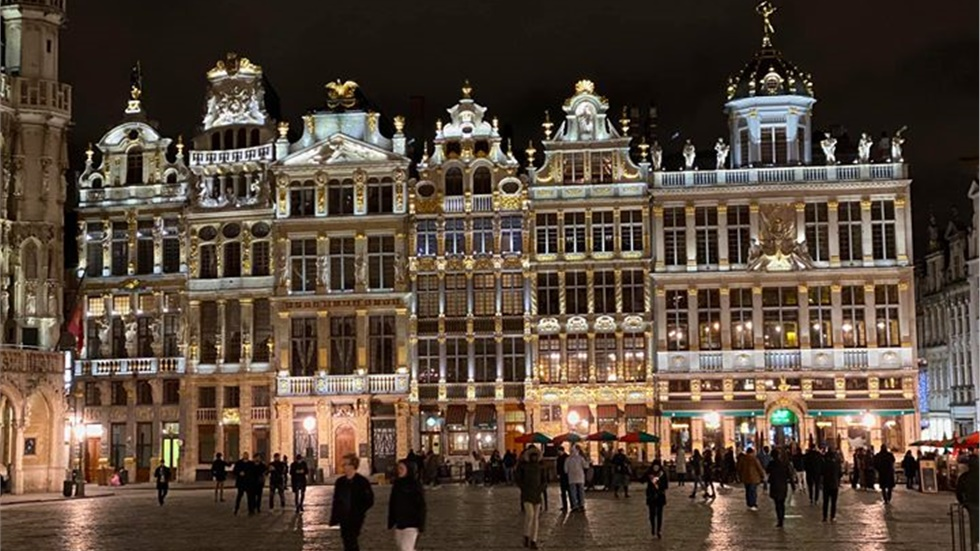 Grand-Place of Brussels The central square of the city, surrounded...