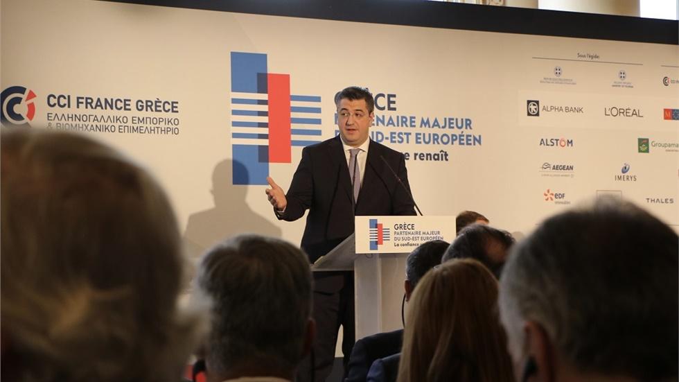 Α. Τζιτζικώστας: Η Ελλάδα από επενδυτική έρημος μετατρέπεται...