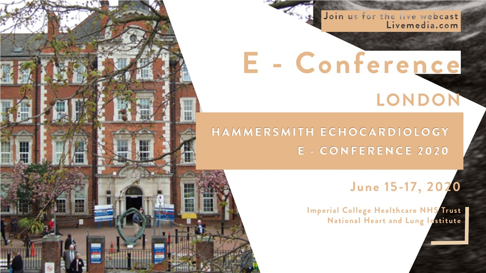 Congresses | Hammersmith Echocardiology E-Conference 2020 | London