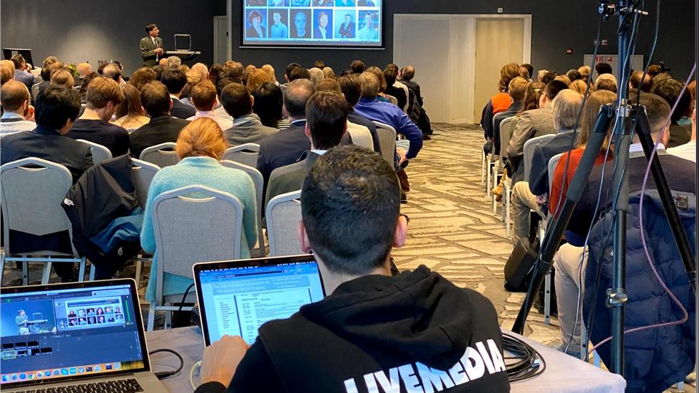 Με συνέδρια και webinars στο εξωτερικό ξεκινάει το 2020 για το...