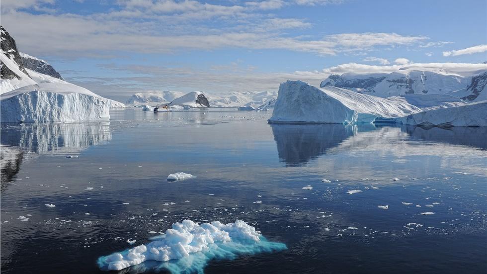 Ρεκόρ θεμοκρασίας στην Ανταρκτική, πάνω από 20 βαθμοί Κελσίου